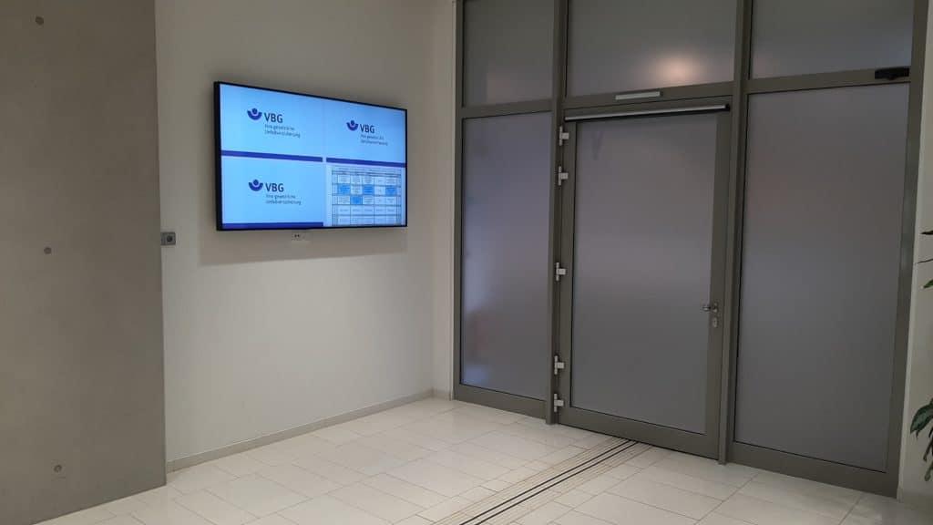 DigitalSignage Brandschutzmonitor Wie geht ein unabhängiger Digital Signage Anbieter vor?