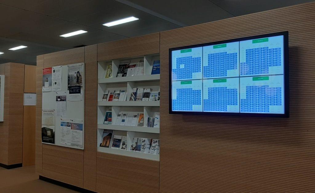 DigitalSignage Infoboard Ressource Digitales, Schwarzes Brett: Warum fällt es so schwer, den richtigen Anbieter zu finden?