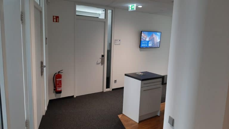 Brandschutz Monitor
