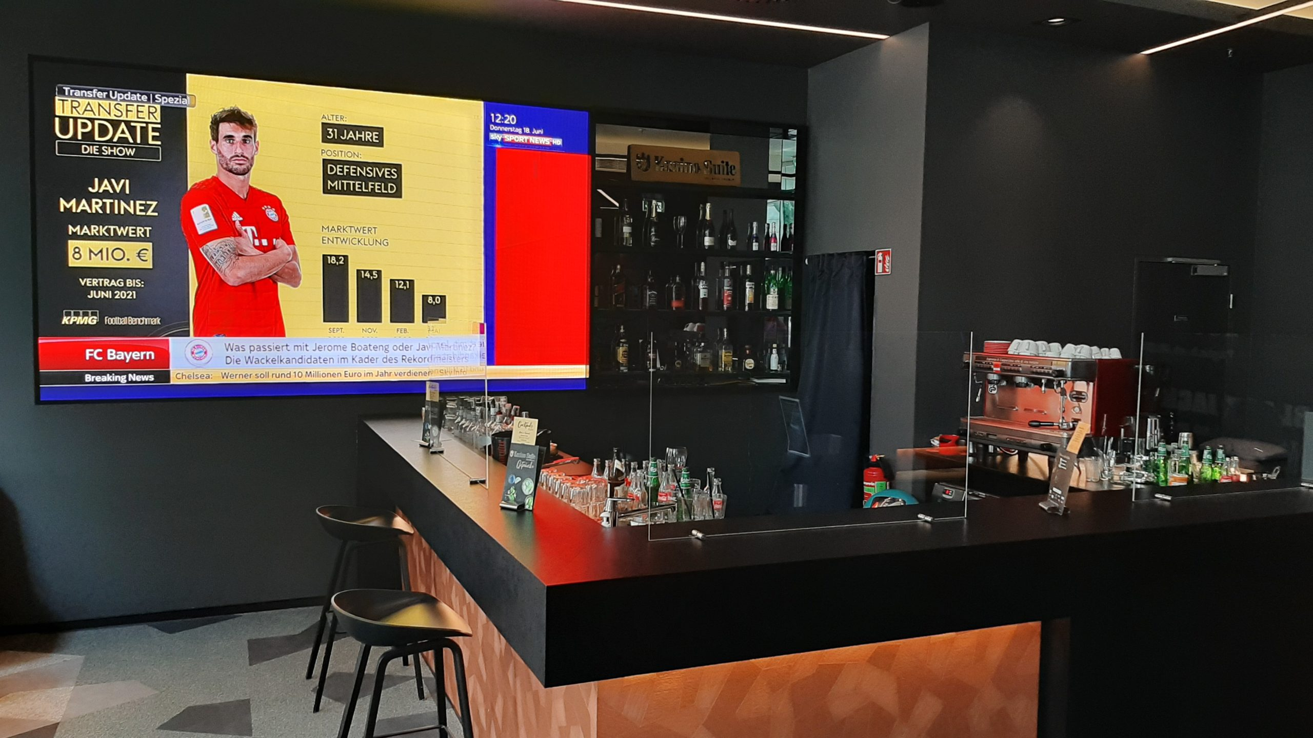 LED Walls eignen sich hervorragend zur Darstellung von Digital Signage Inhalten. Teurer in der Anschaffung aber langlebiger und flexibler nutzbar.