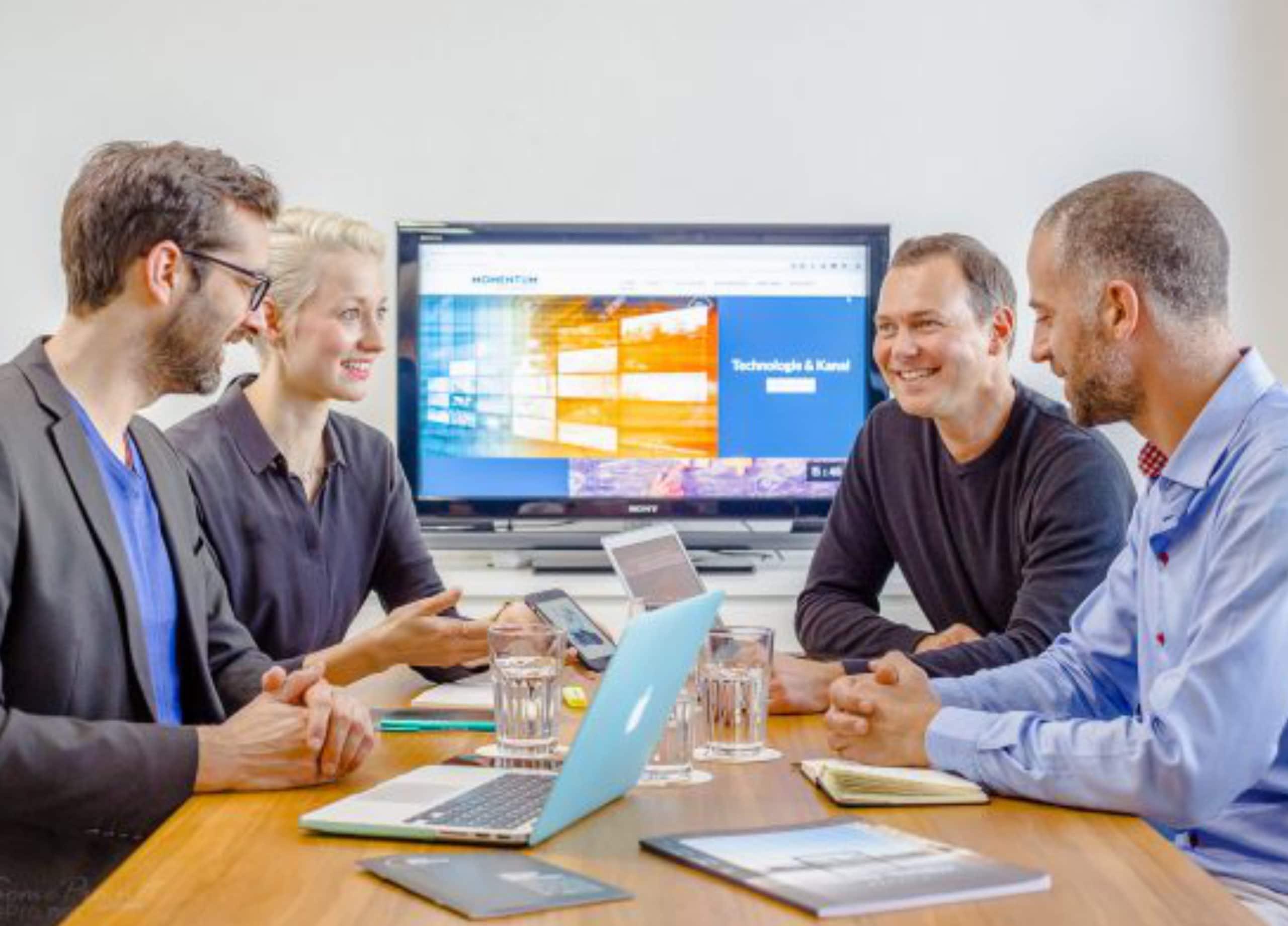 Digitale Experten im Einsatz