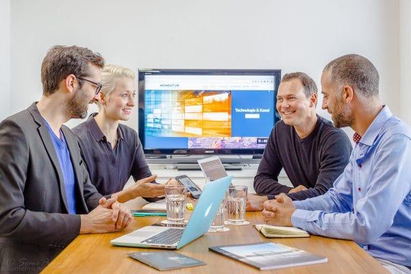Digitale Experten im vollen Einsatz für Ihren Erfolg