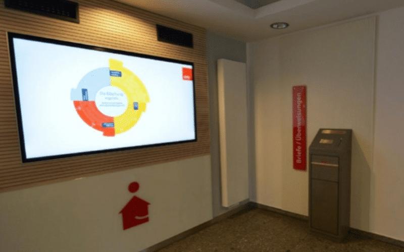 Digital Signage mit Touch Displays sorgt für Intertaktivität und Begeisterung bei den Betrachtern