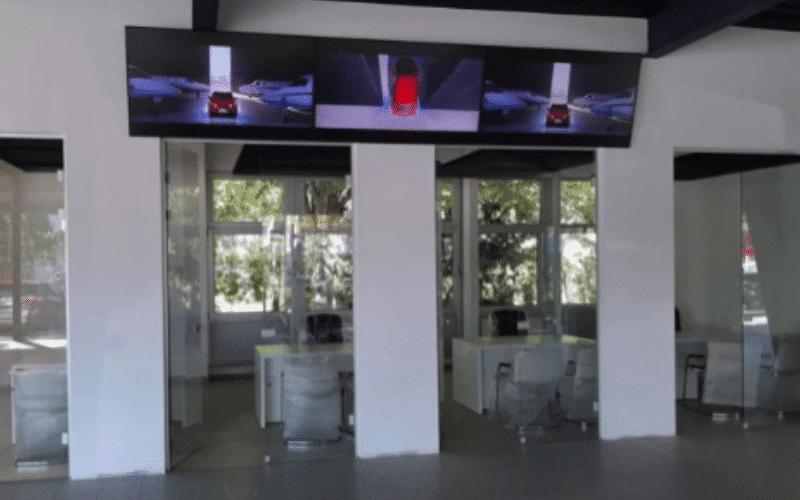 Digital Signage über eine Videowall ist ein Hingucker. LED oder LCD, das Digital Signage Ergebnis ist perfekt